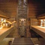 Villa-Ozero_sauna-keskusta_Tahko_järvi_ranta_Kuopio